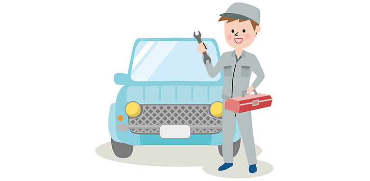 自動車整備士の資格・種類について